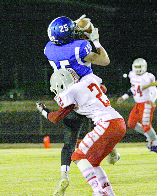 Cougars maul visiting Bosse