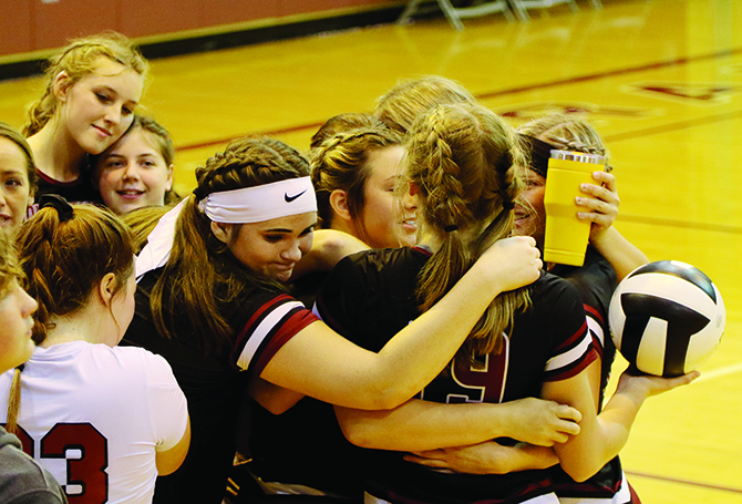 Lady Lions too much for South