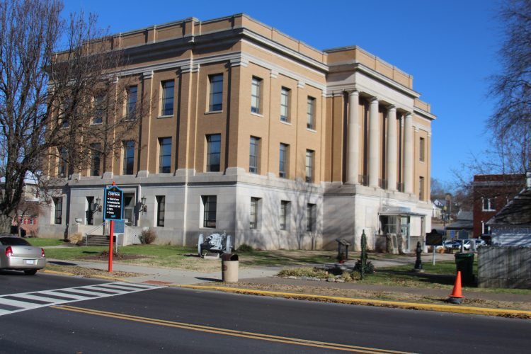 Estimate for courthouse project exceeds expectations