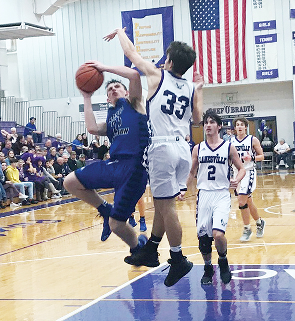 North Harrison length too much for Lanesville