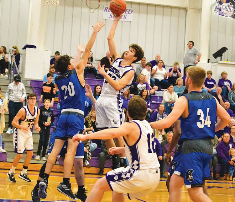 Nolot's 29 lead Eagles to homecoming win over Charlestown