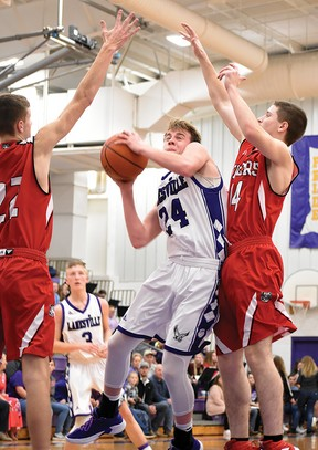 Eagles take care of Crothersville
