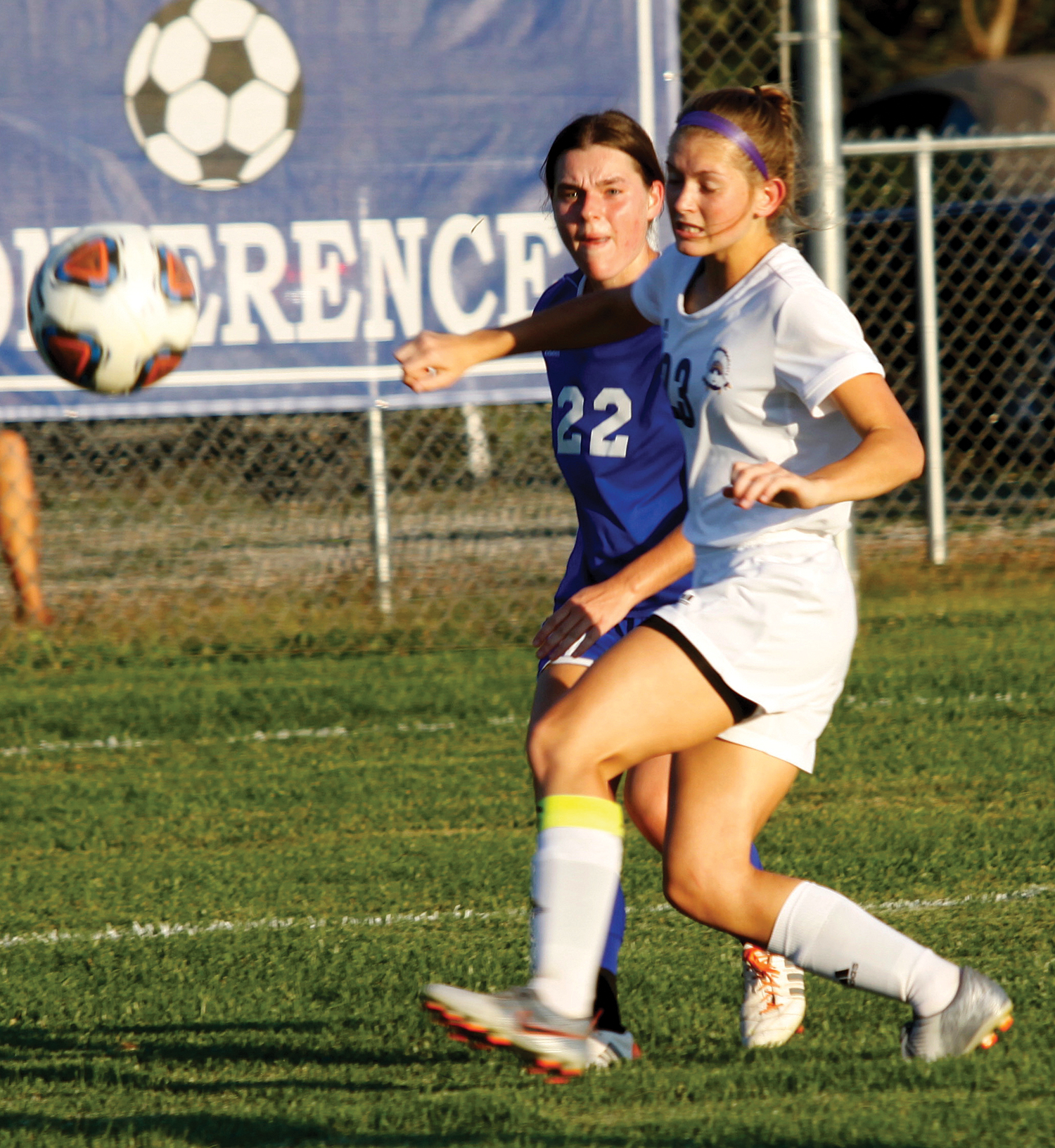 Lady Cats keep MSC soccer record clean