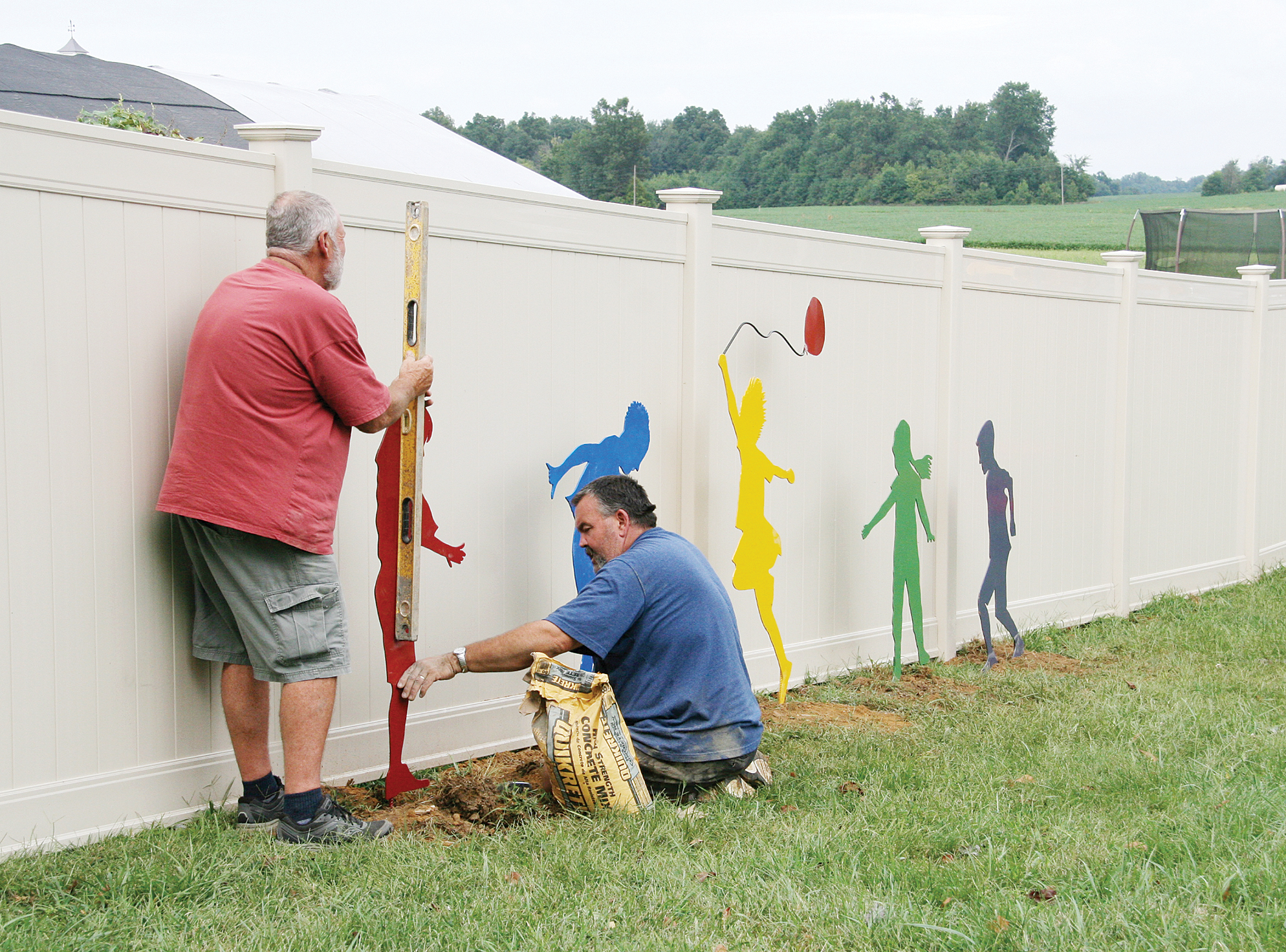 'Kids' add touch to new Laconia playground