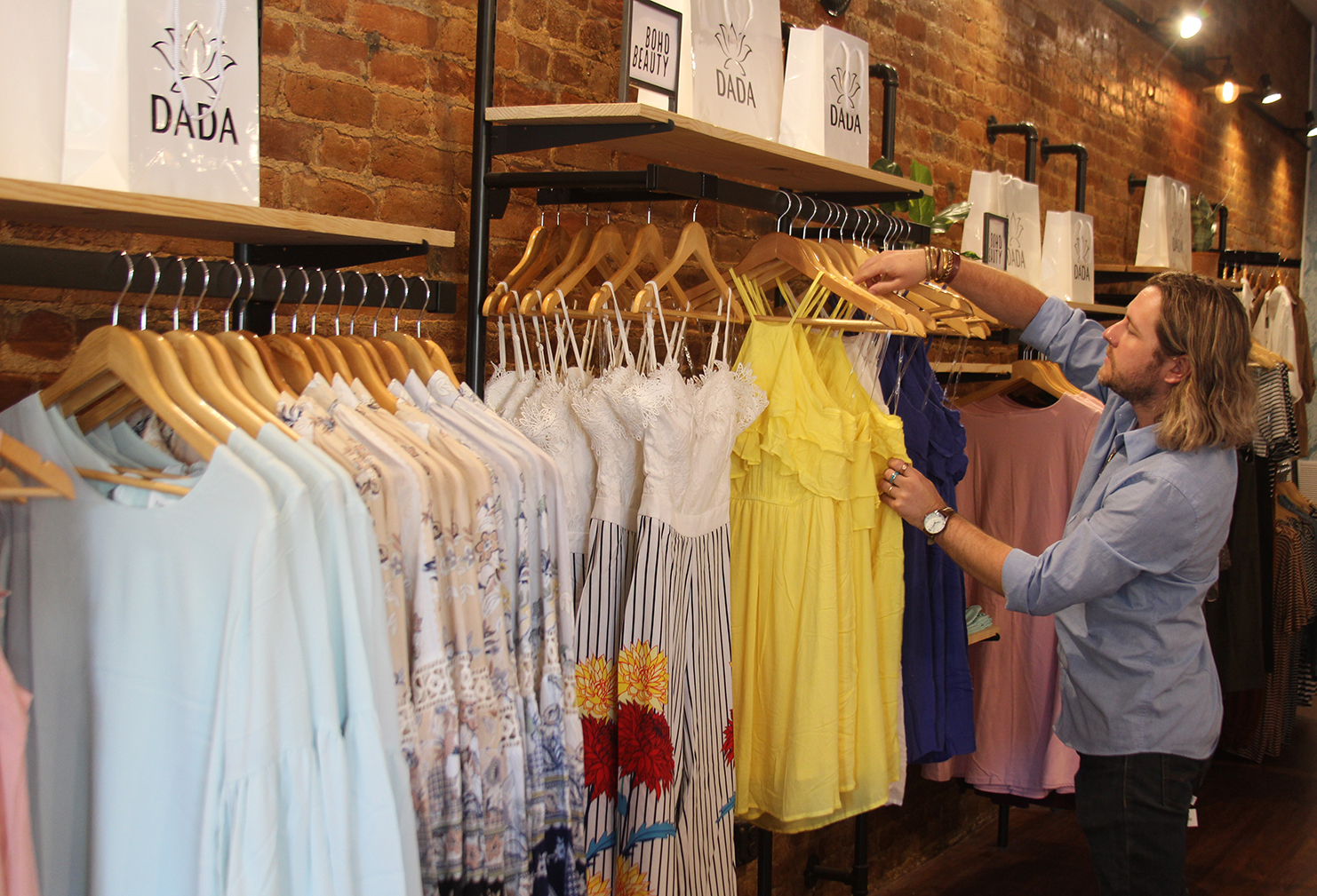 Dada strives to reform idea of boutiques