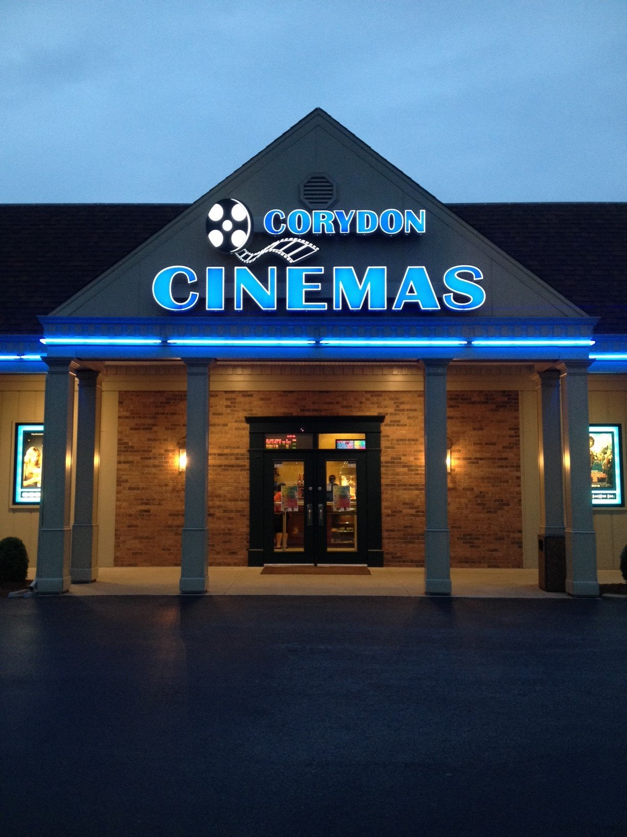 Cinema re-opens with old movies