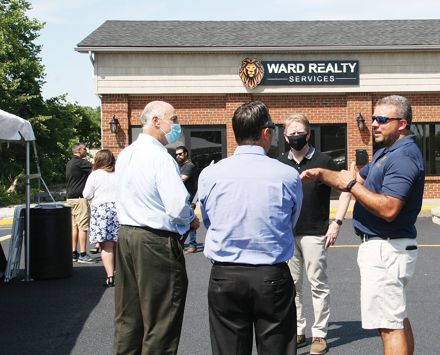 Ward Realty opens second location