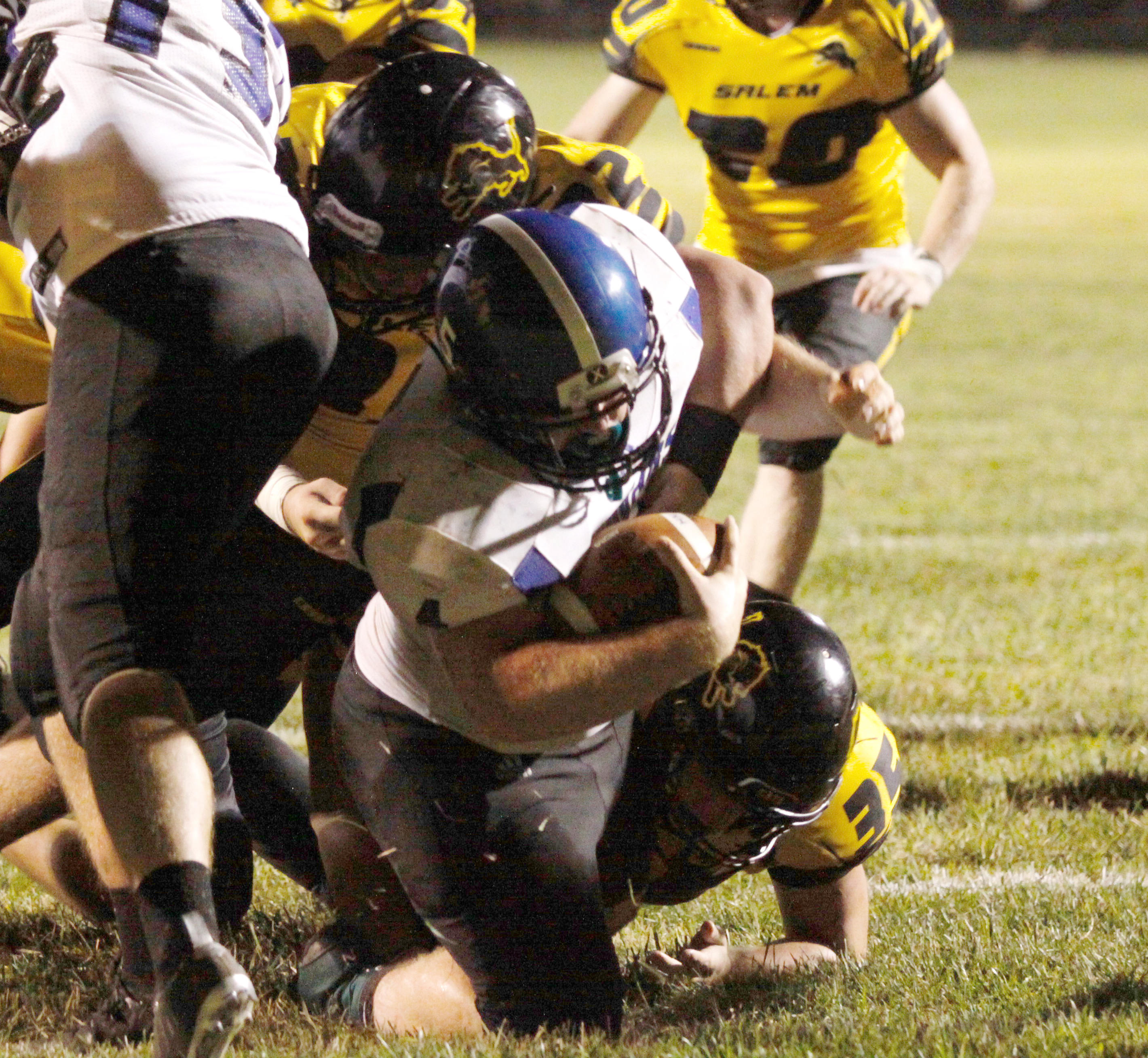 Cougars outclaw Salem in OT