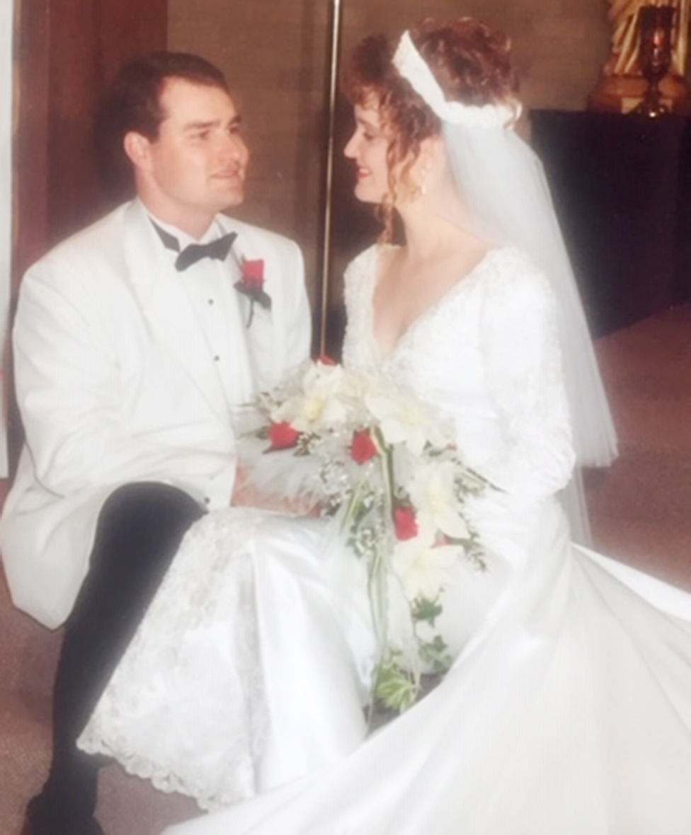 Mr. and Mrs. John Colin