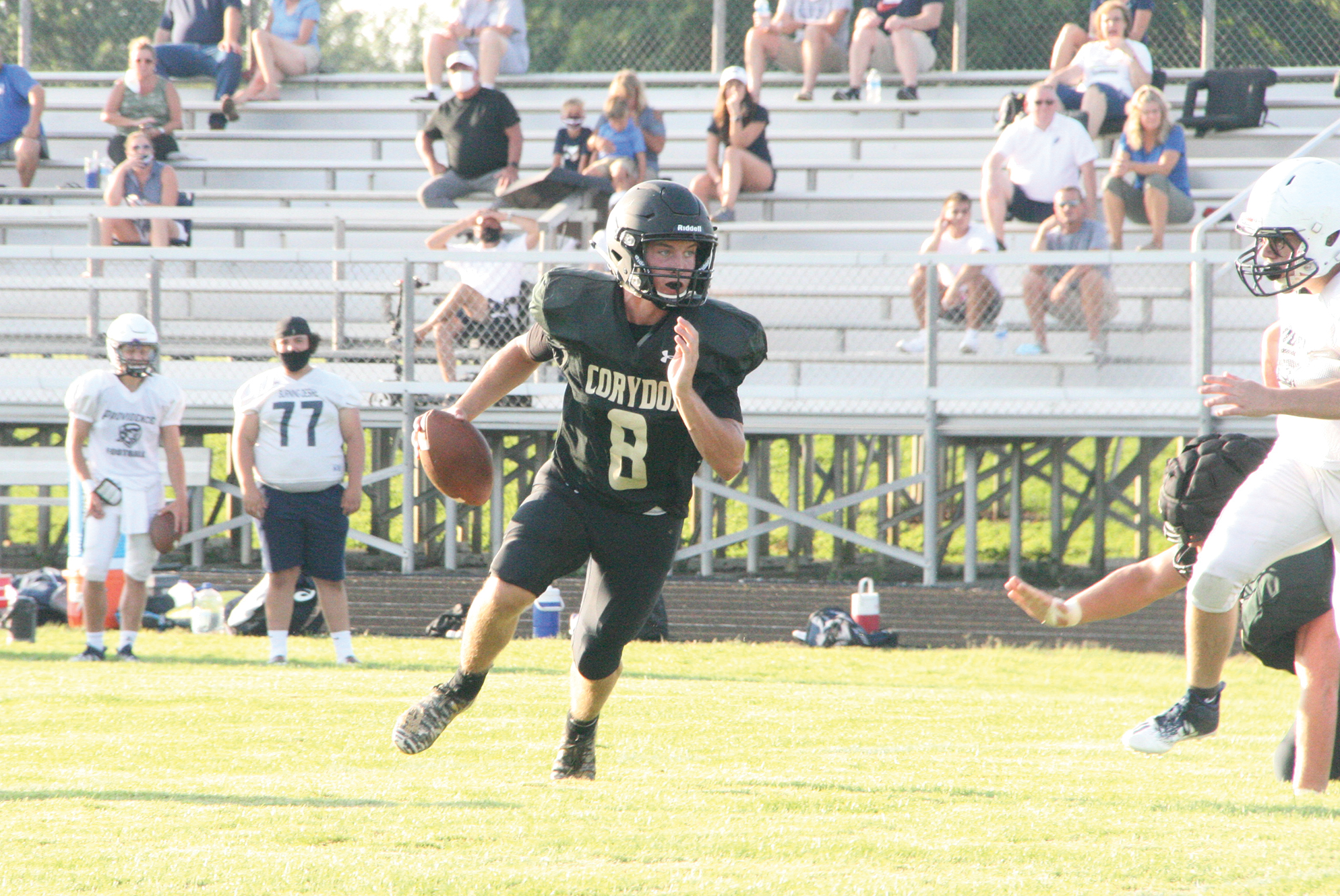 Experience, depth abound for Panthers