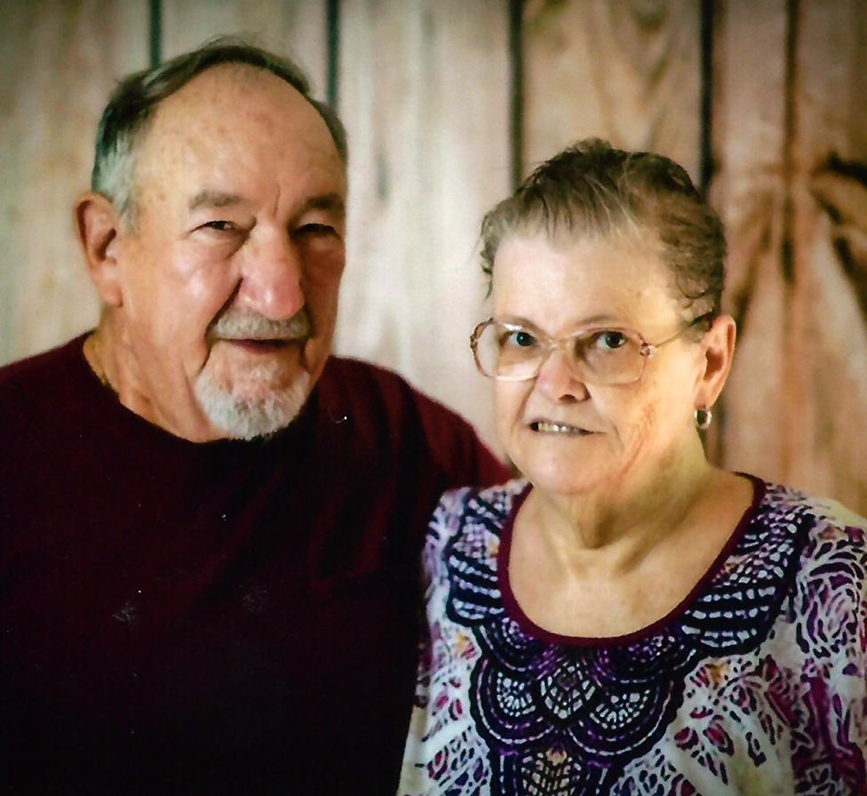 Mr. and Mrs. Elmer Dearborn