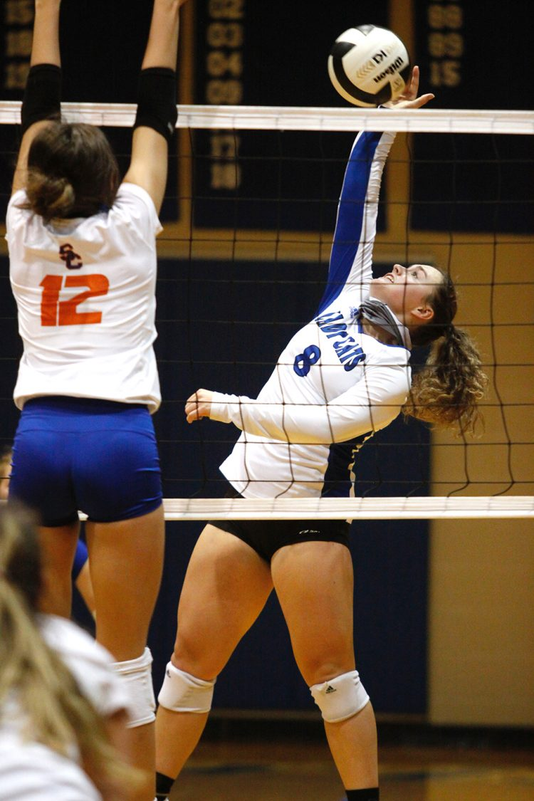 Lady Cats succumb to Silver Creek