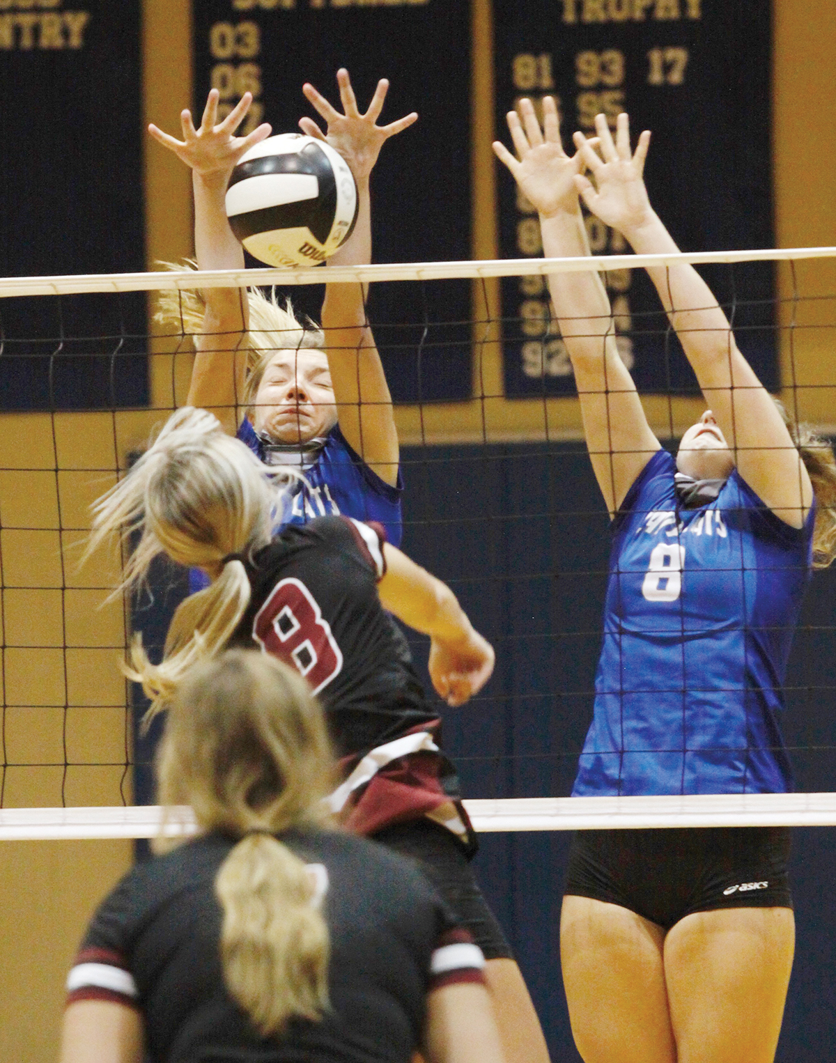 North Harrison holds off South Central