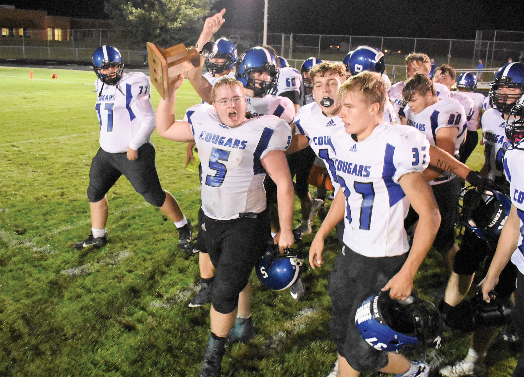 Another OT Classic: Cougars 26, Panthers 20