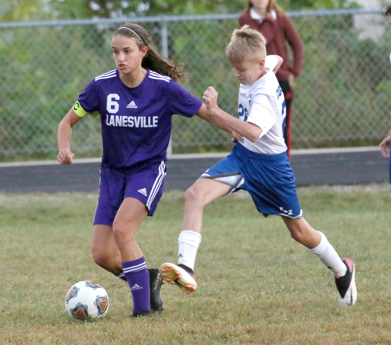 Cougars shut out Lanesville