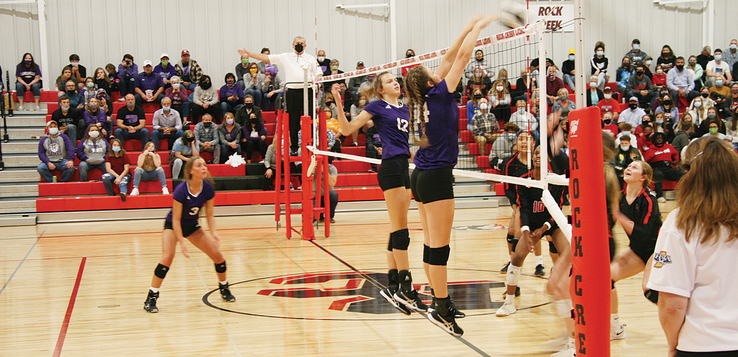 Lady Eagles grounded in final