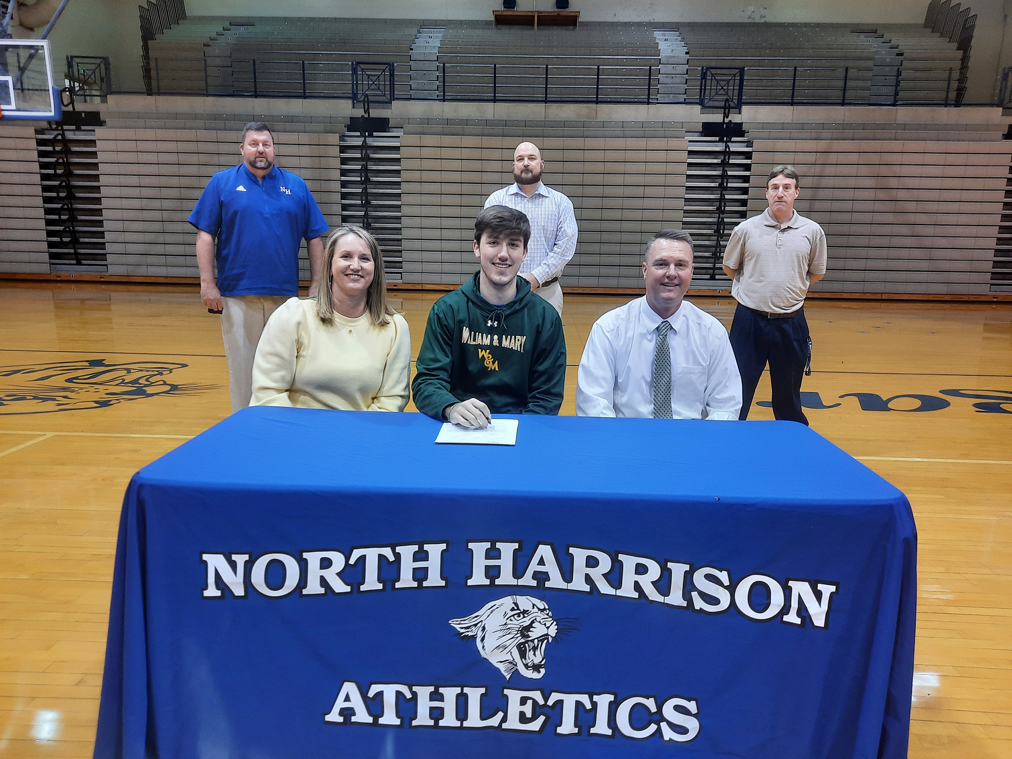 Hatton signs with the Tribe