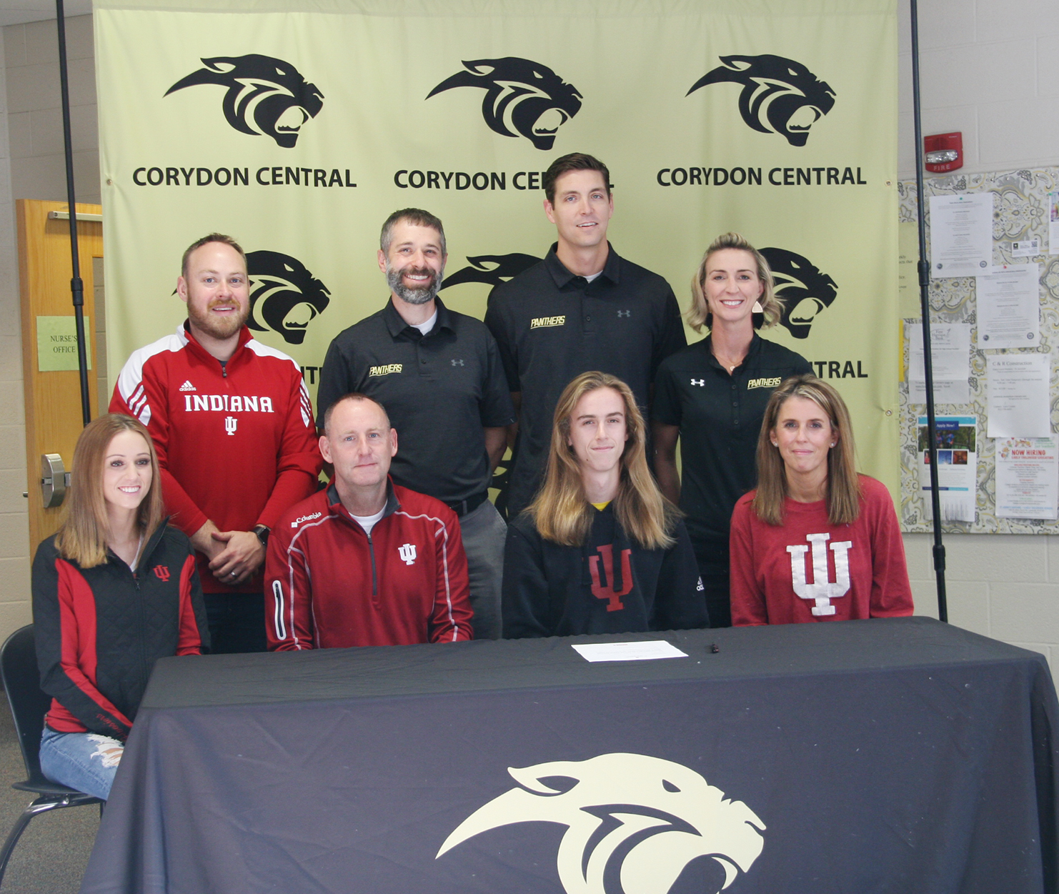 Marshall to run X-C for Hoosiers