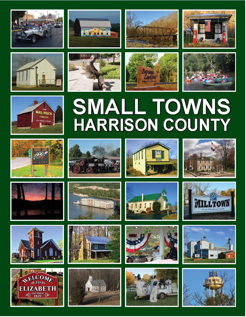 'Small Towns' book available at drive-thru event