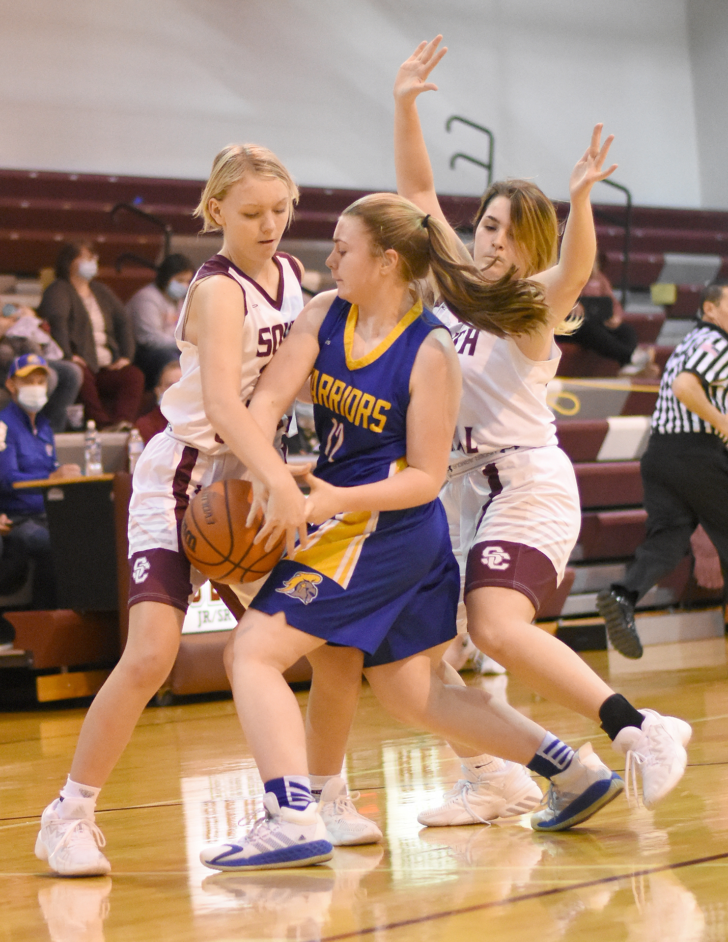 Lady Rebels overpower CAI