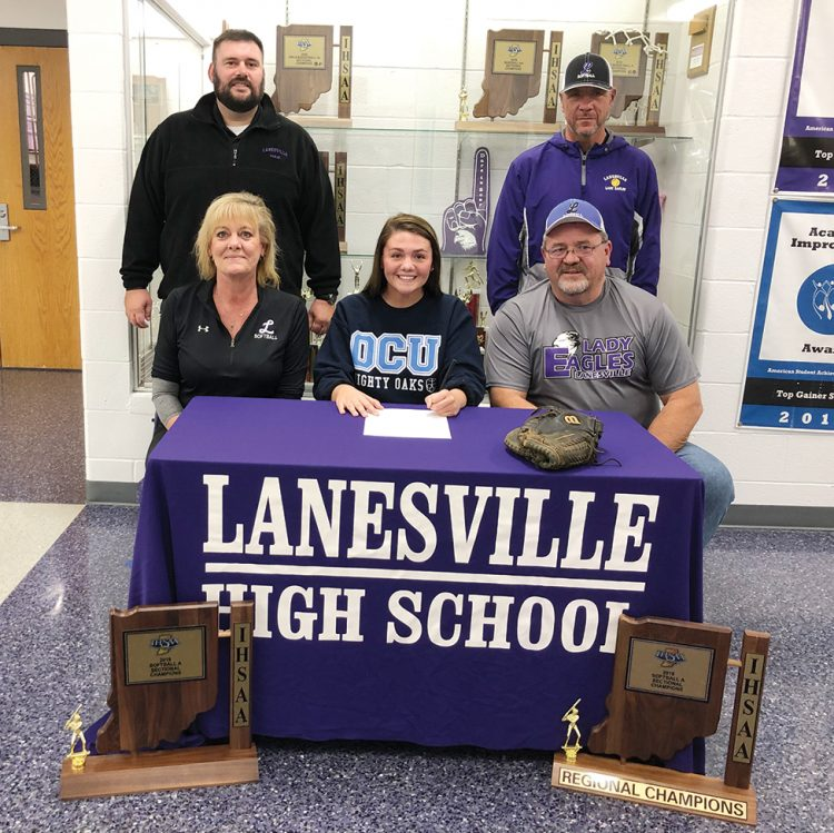 Haire to play ball at Oakland City