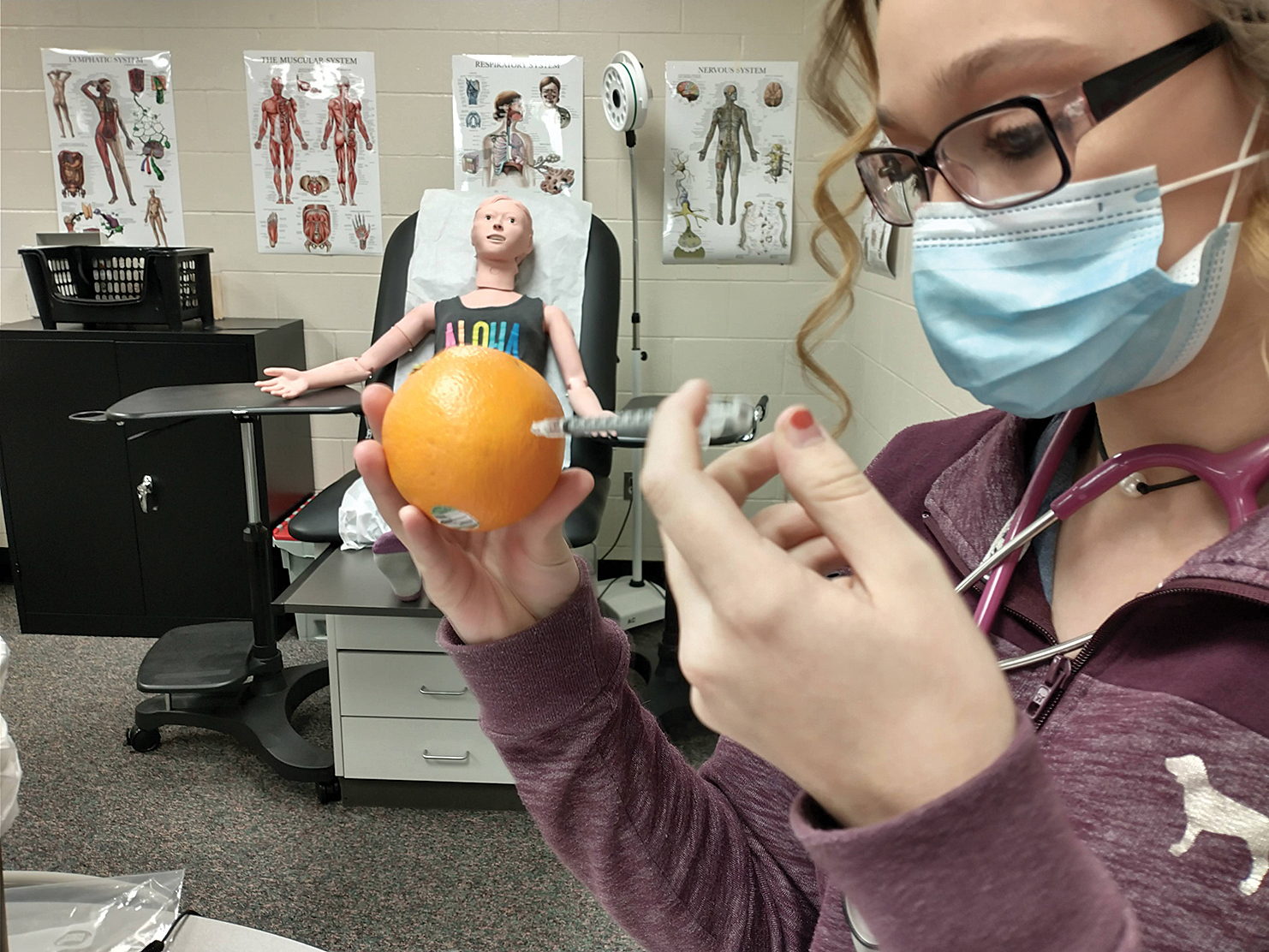 Medical assistant pathway gains strength