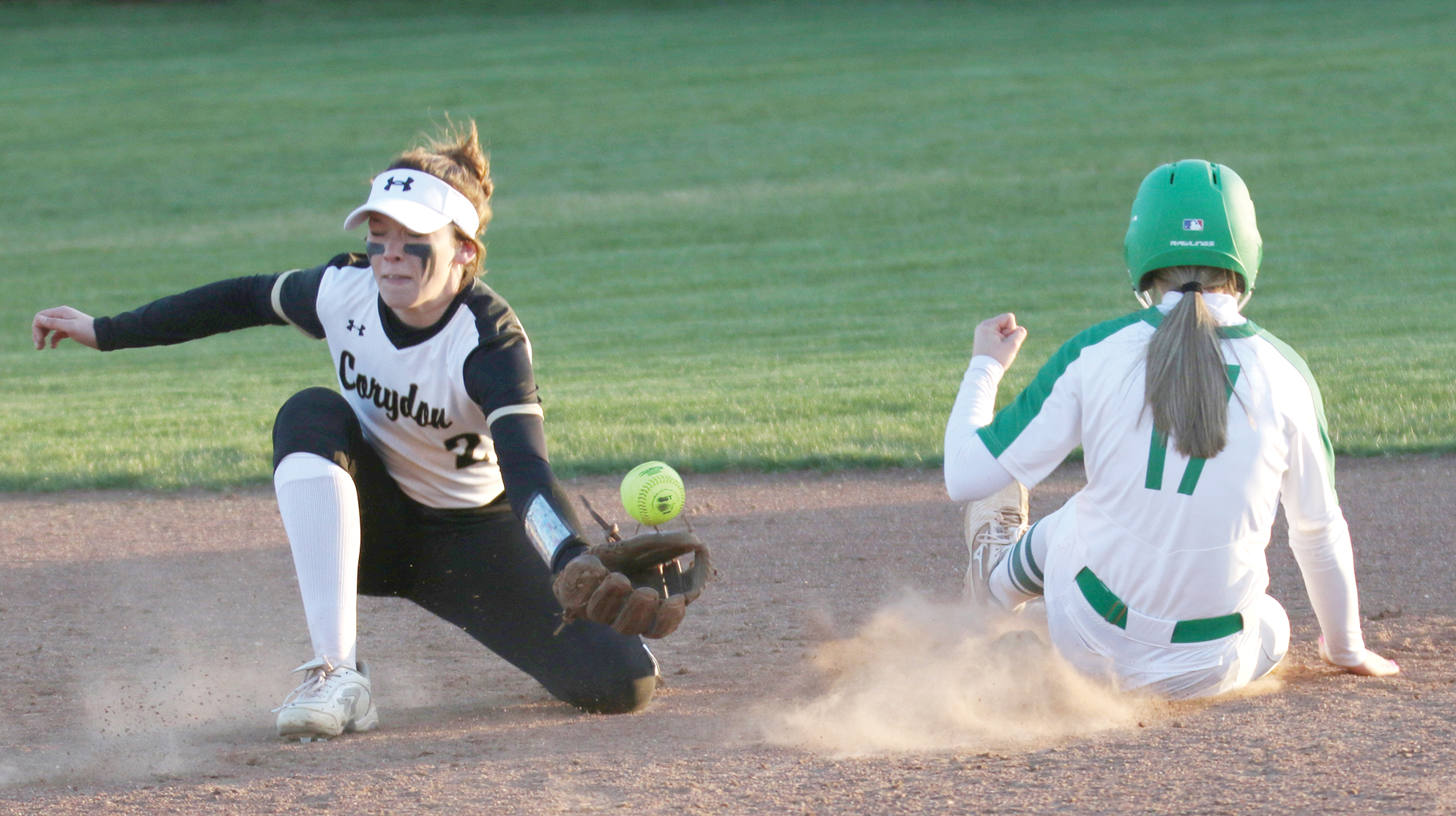 Floyd Central bombs Lady Panthers