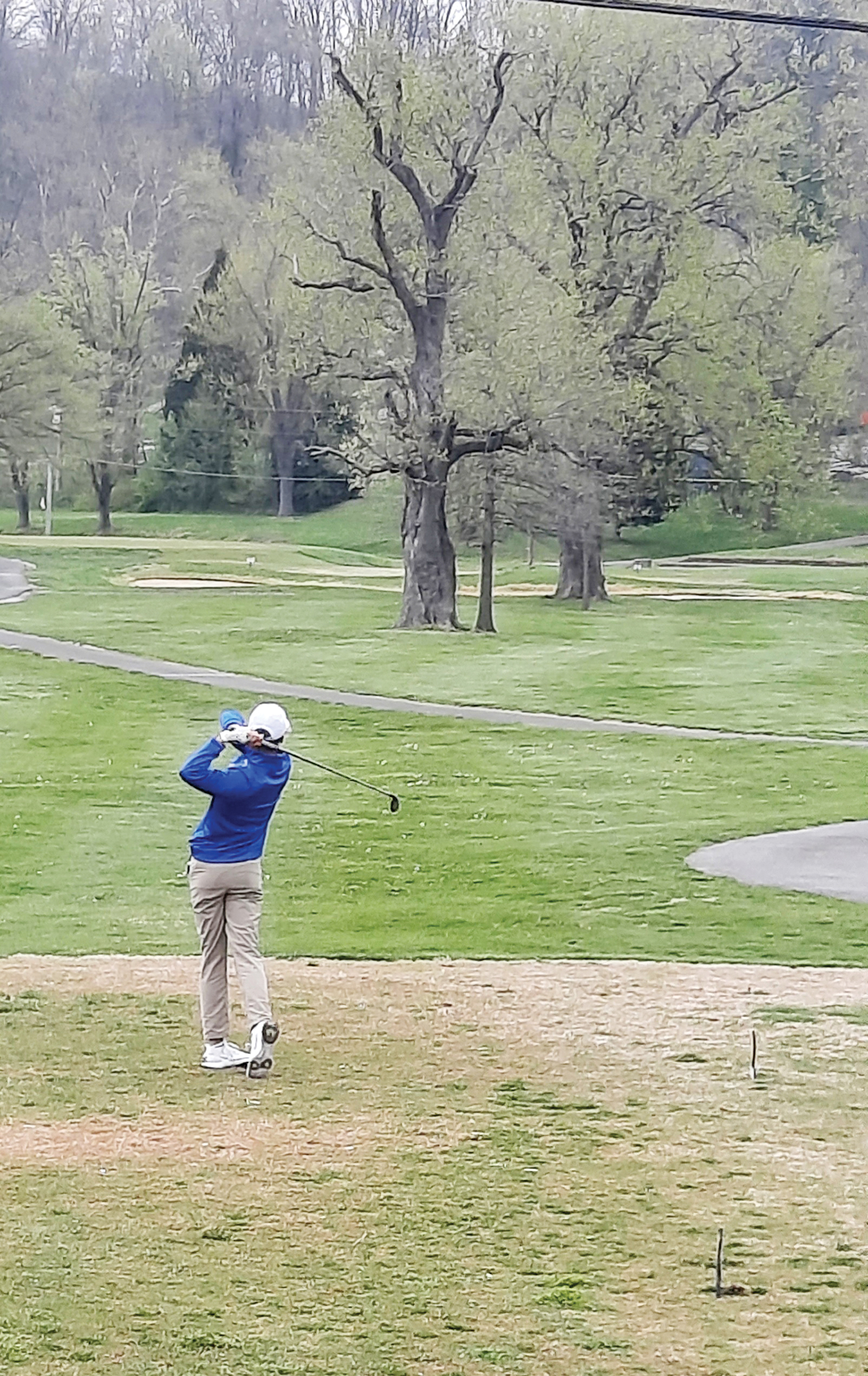 NH wins Early Bird at Lucas Oil course