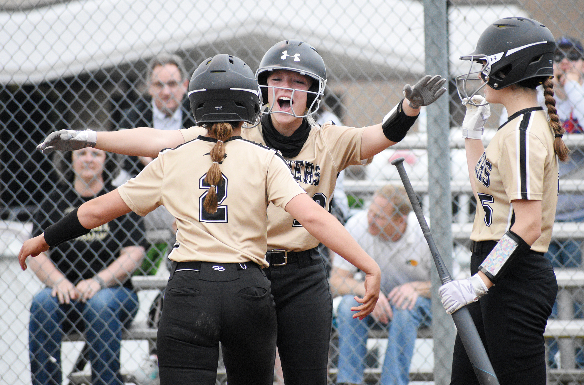 Lady Panthers remain undefeated in MSC