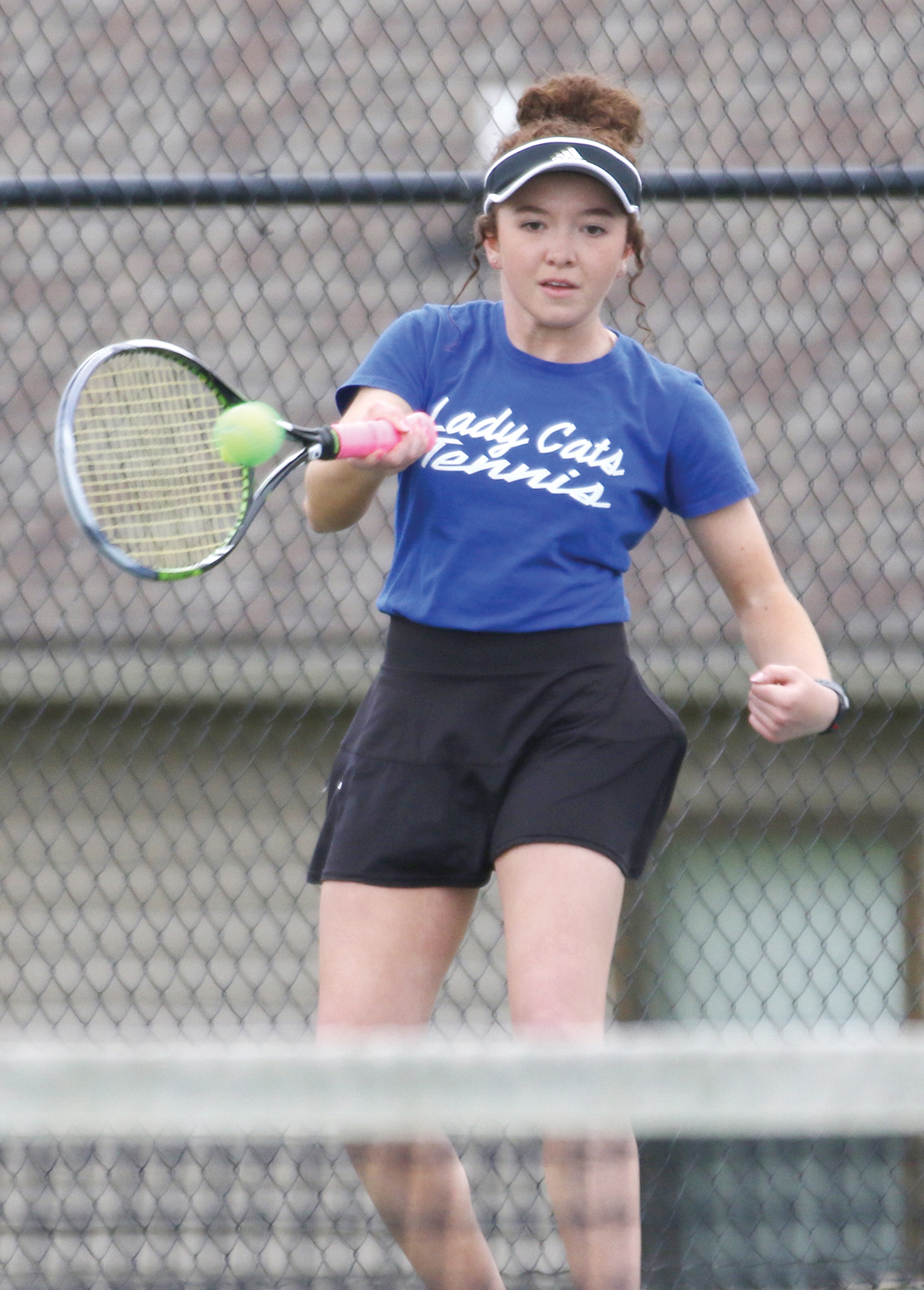 Lady Cats fall to Eastern