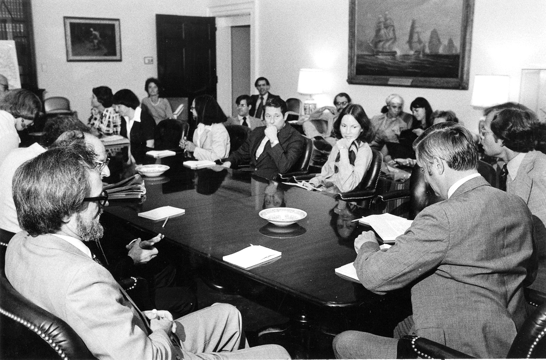 Remembering Walter Mondale's commitment to early childhood policy