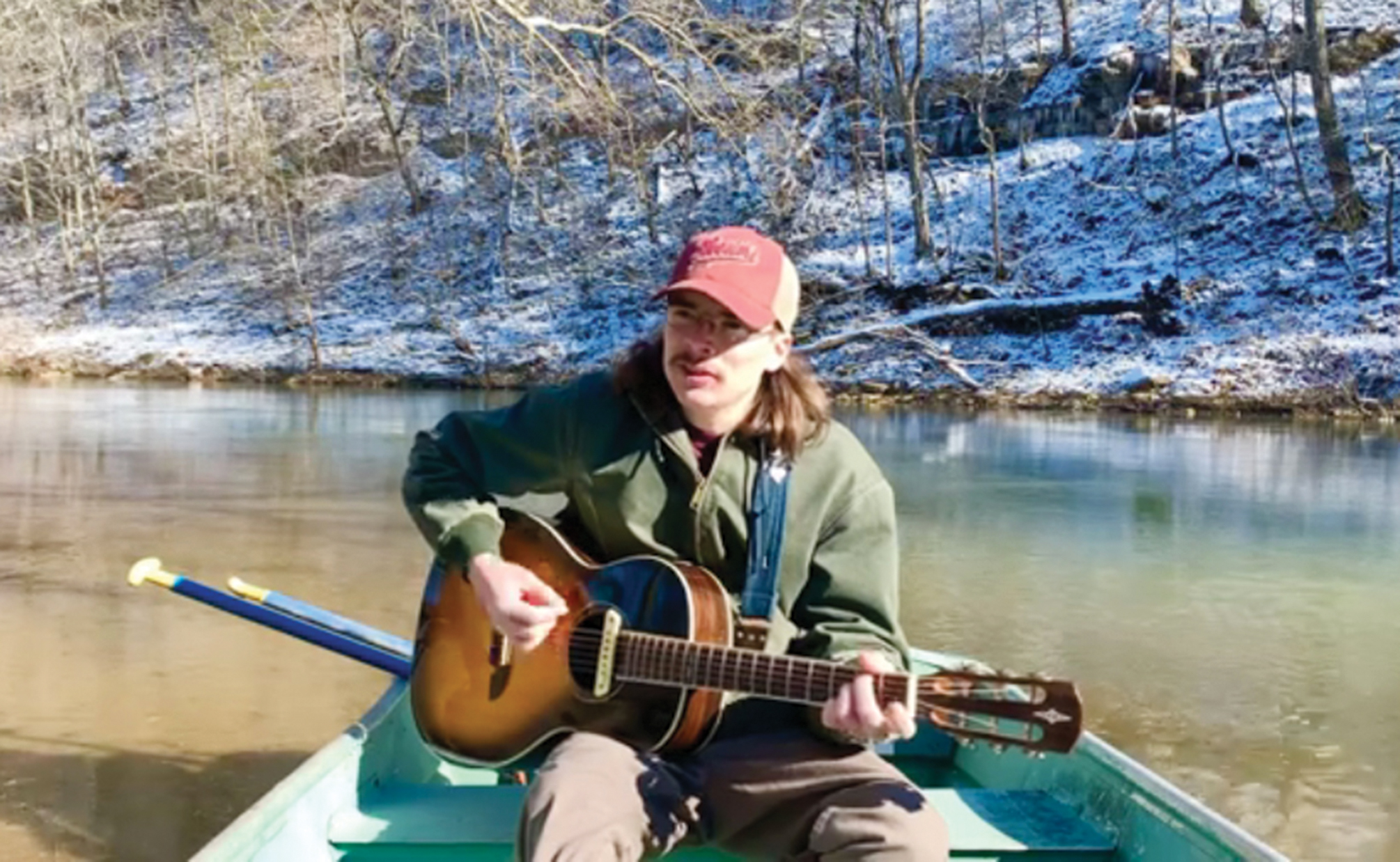 NH grad takes top honor in singer/songwriter contest