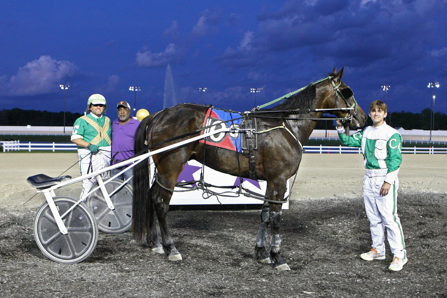 Conrad Stable collects wins at fairs