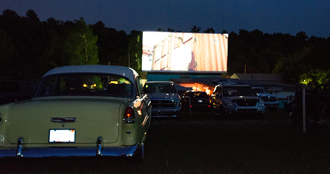 Georgetown Drive-In celebrates 70 years