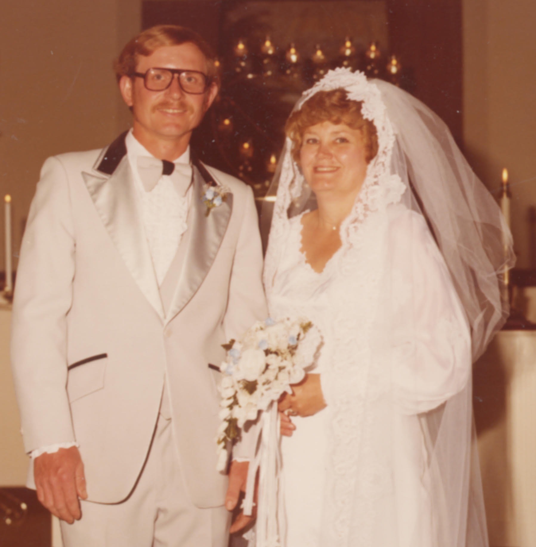 Mr. and Mrs. Ronald C. Lind