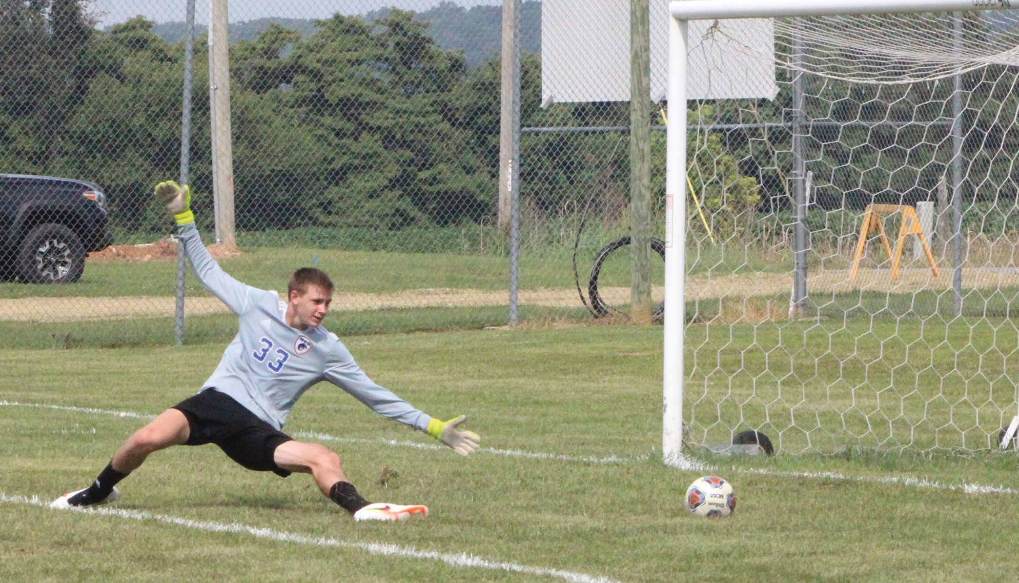 Cougars shut out by Patriots
