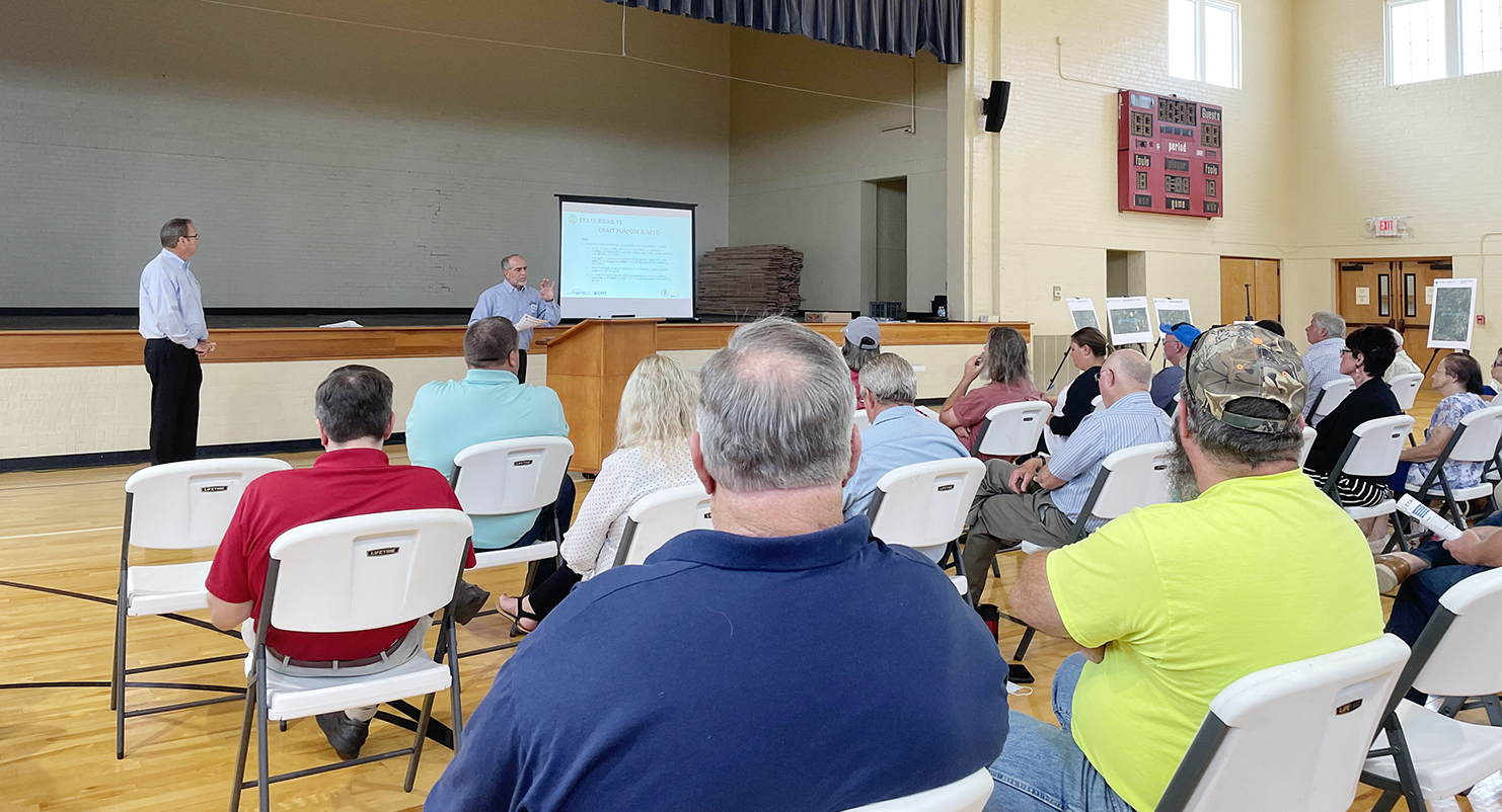 INDOT gathers public input for S.R. 11 project