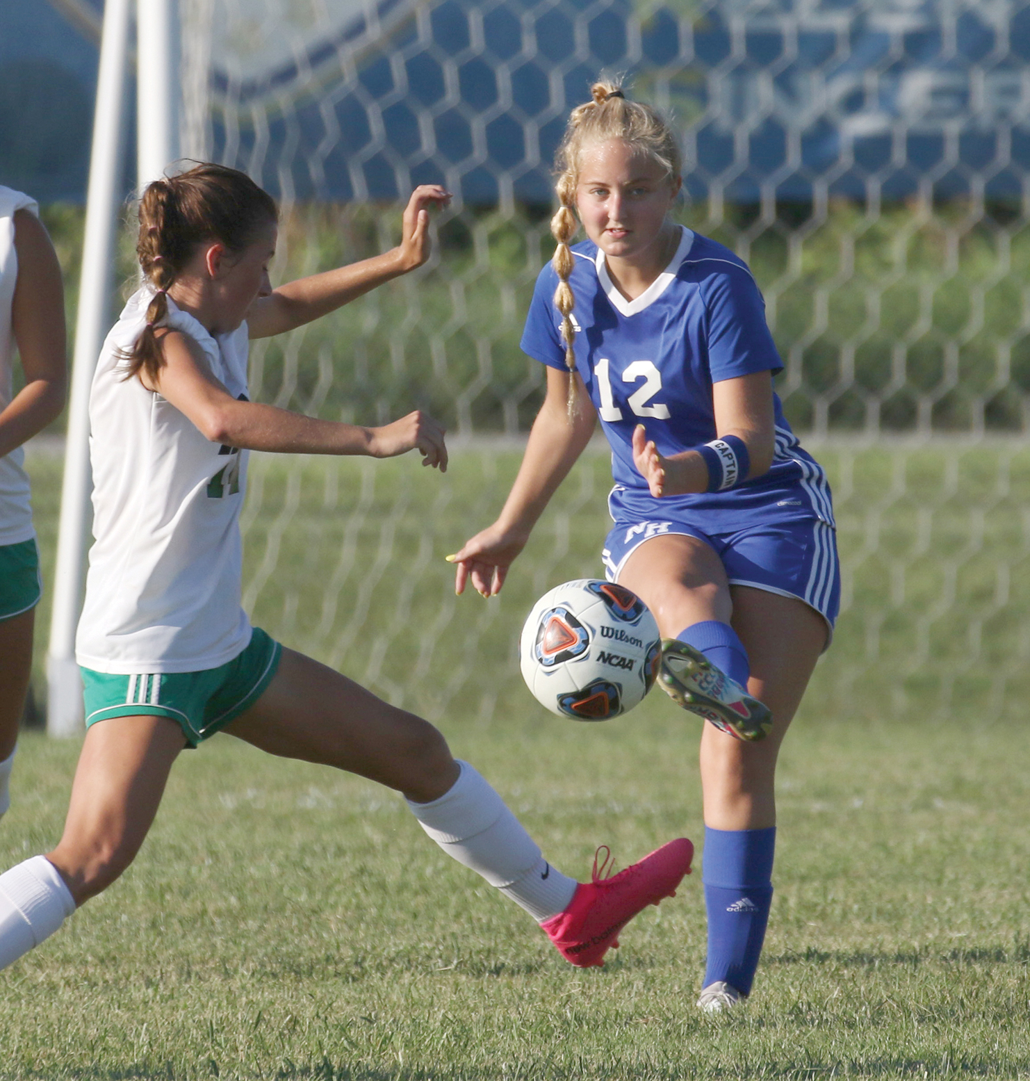Meade County blanks Lady Cats