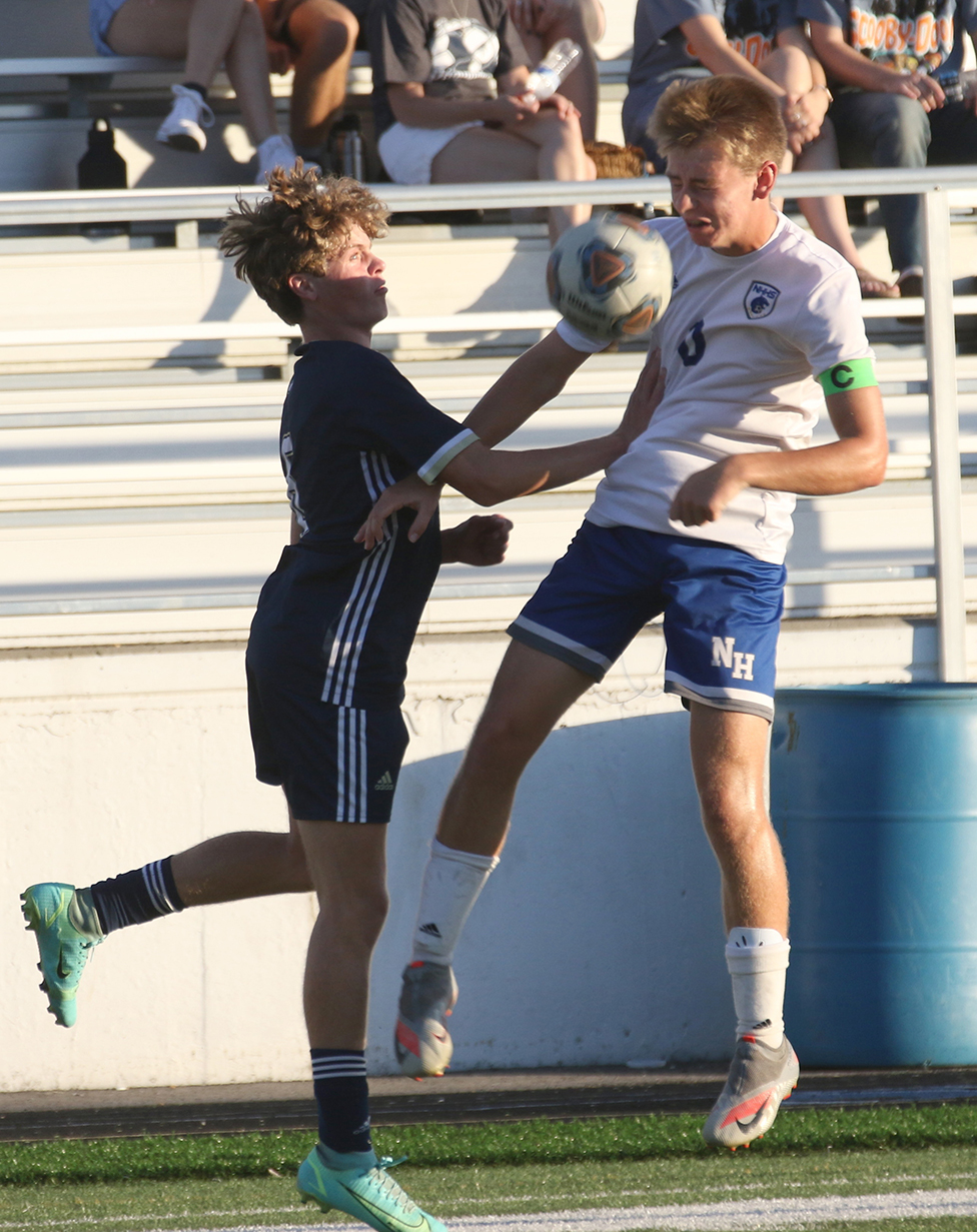 Pioneers shut out Cougars