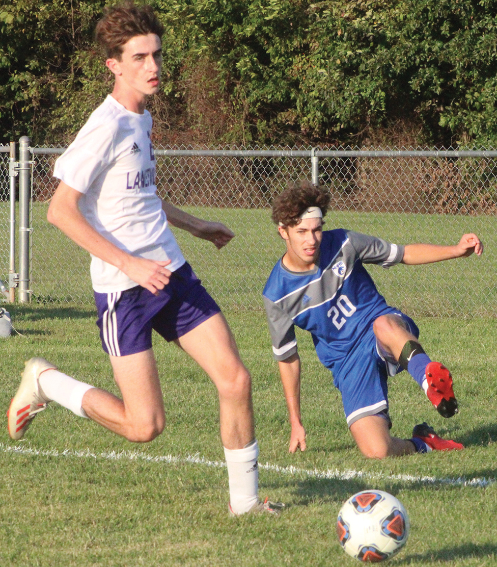 NH seniors contain Lanesville early