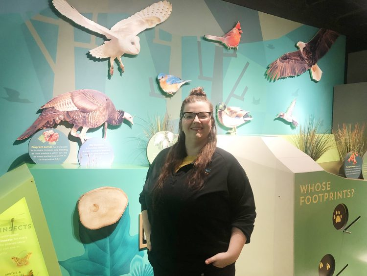 New director has love for nature