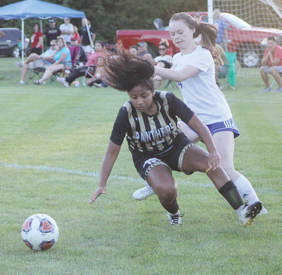 Lady Panthers' offense prevails