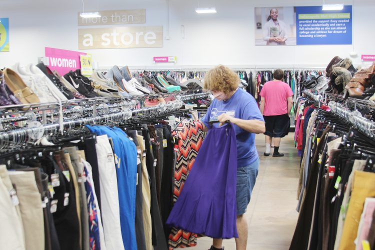 New Goodwill provides larger space, more jobs