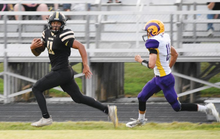 Little big in 42-7 win over Panthers