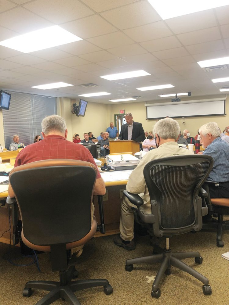 Warehouse plan gets OK from plan commission