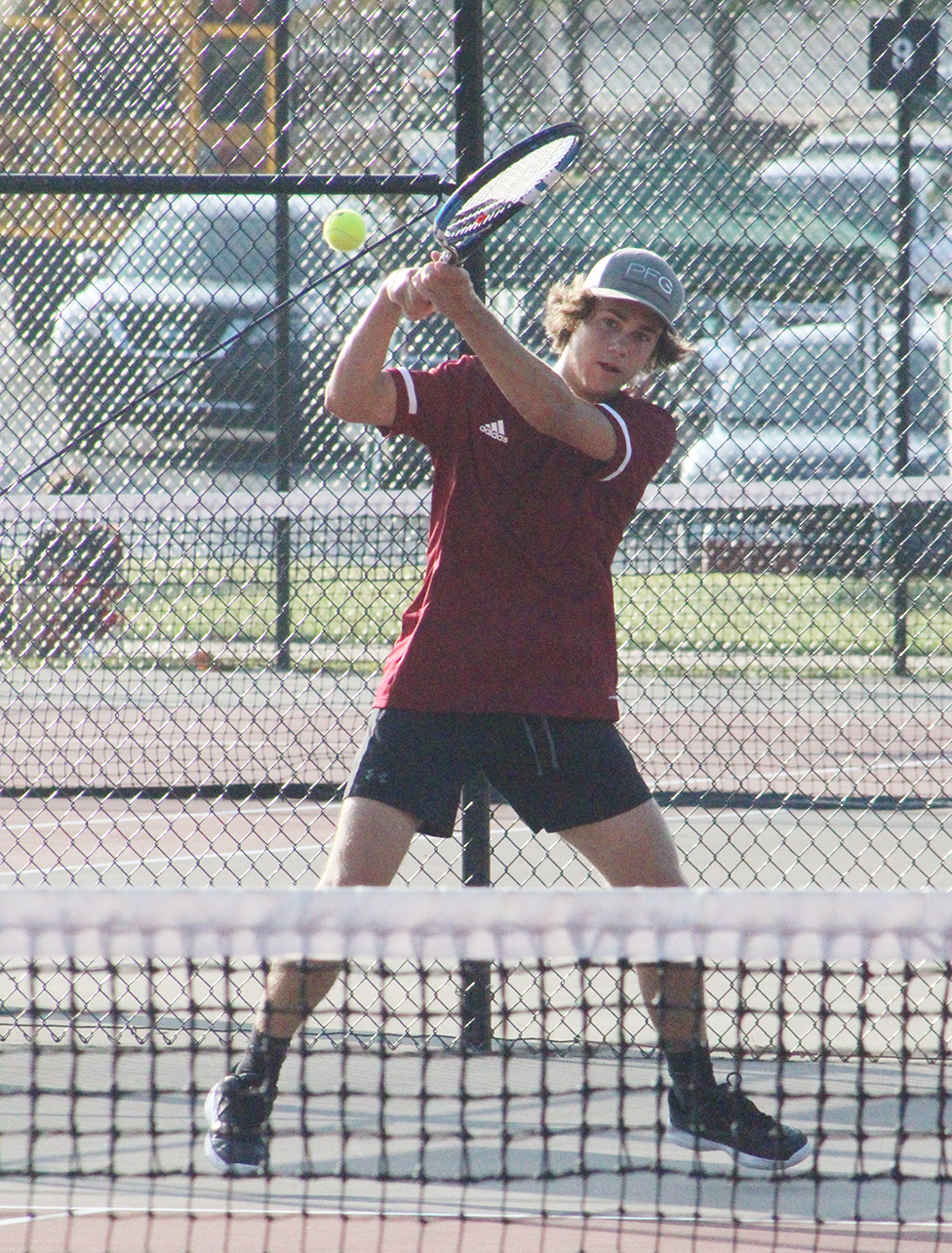 Lanesville finishes 6th in tennis invitational