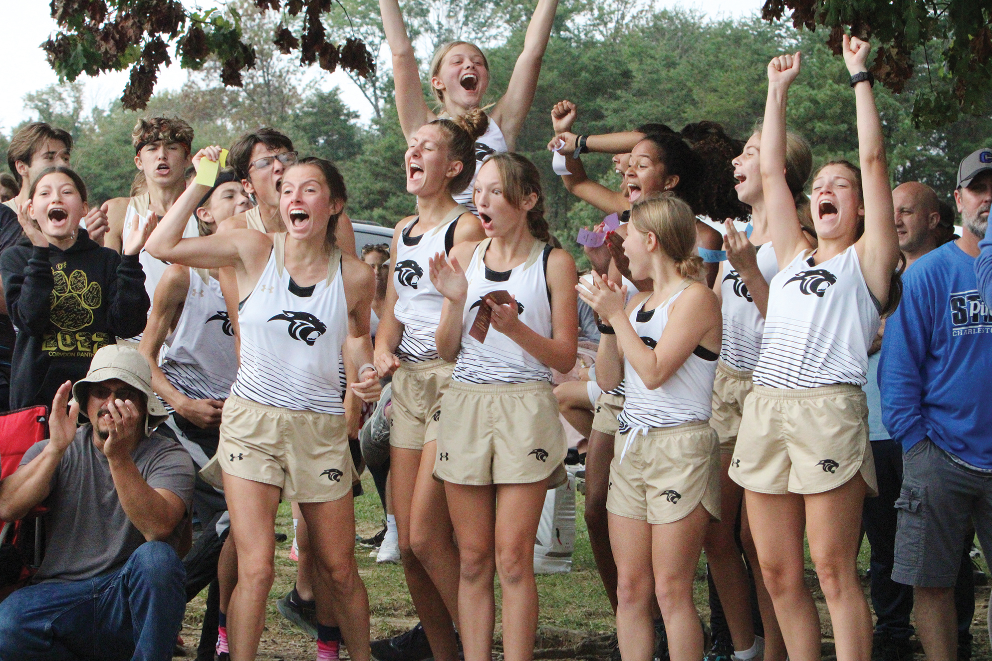 Lady Panthers defend MSC title courtesy of tiebreaker