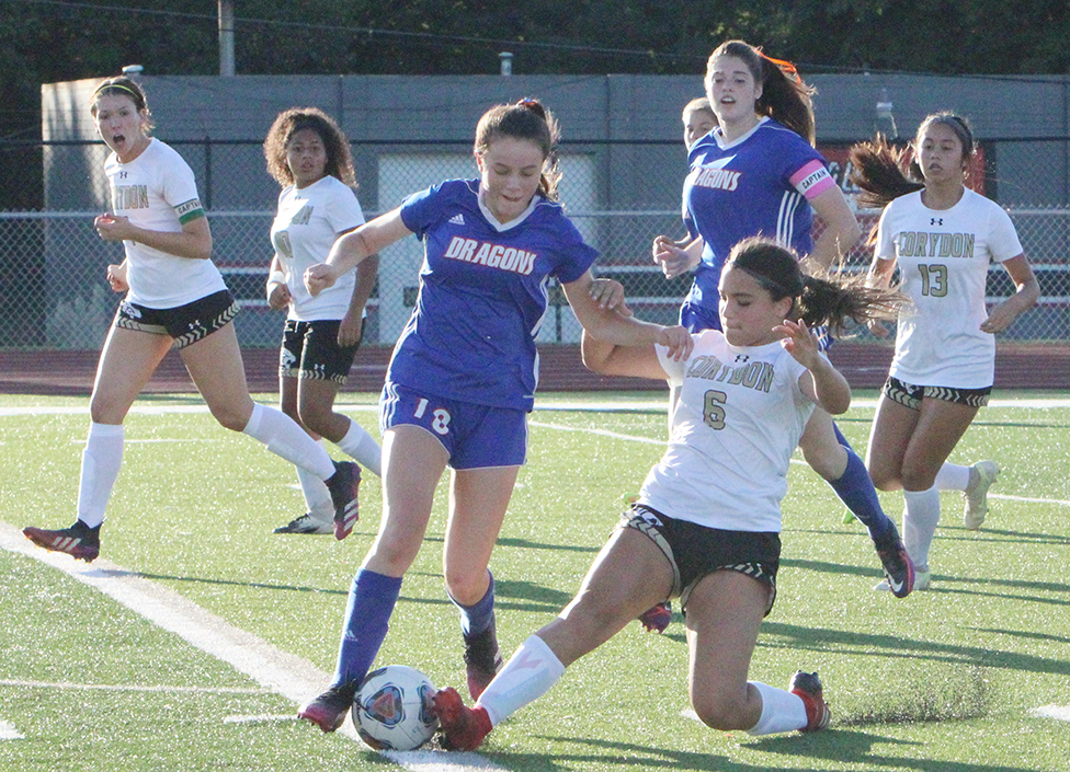 Lady Panthers' strong season ends in semis
