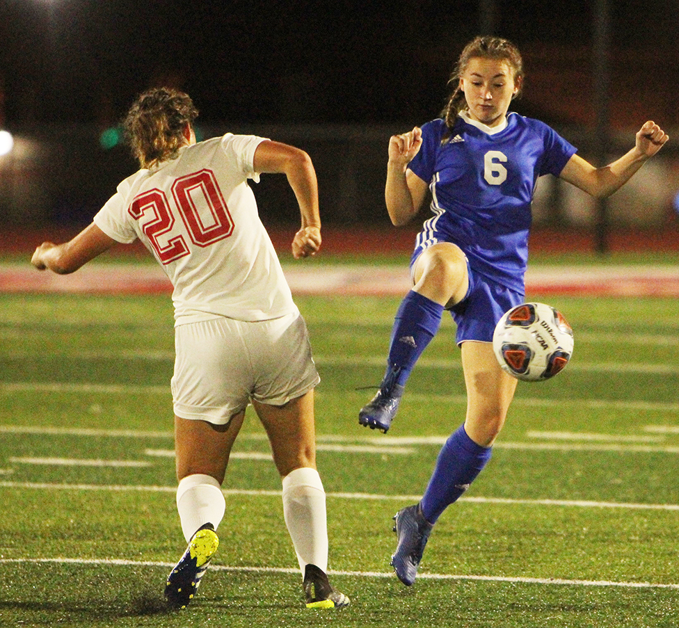 Lady Cats' season ends on early goal